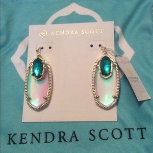 Kendra Scott Dichroic & London Blue Emmys